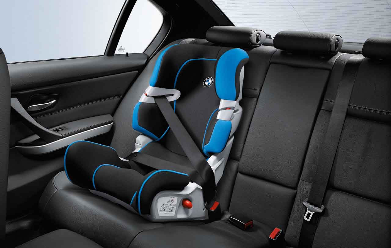 Texas law and Car seats